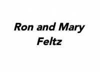 Ron and MaryFeltz