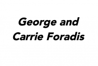 George and Carrie Foradis