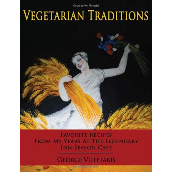Canton Greek Fest Vegetarian Traditions Cook Book